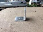 L Profil - Verankerungsbügel auf den Boden