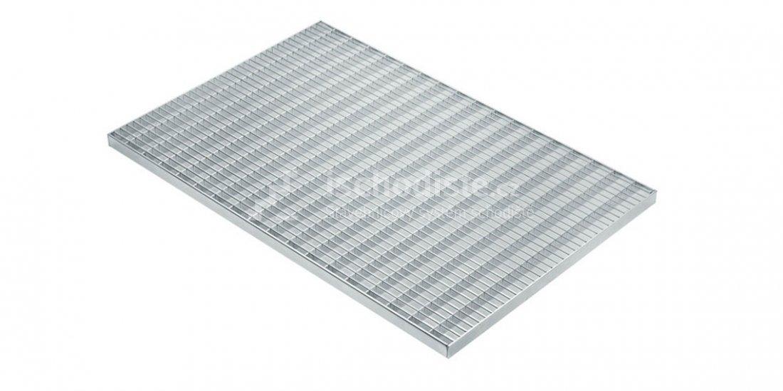 Podestrost GITTERROST 1000 x 1000 x 30 mm – 30/10 mm