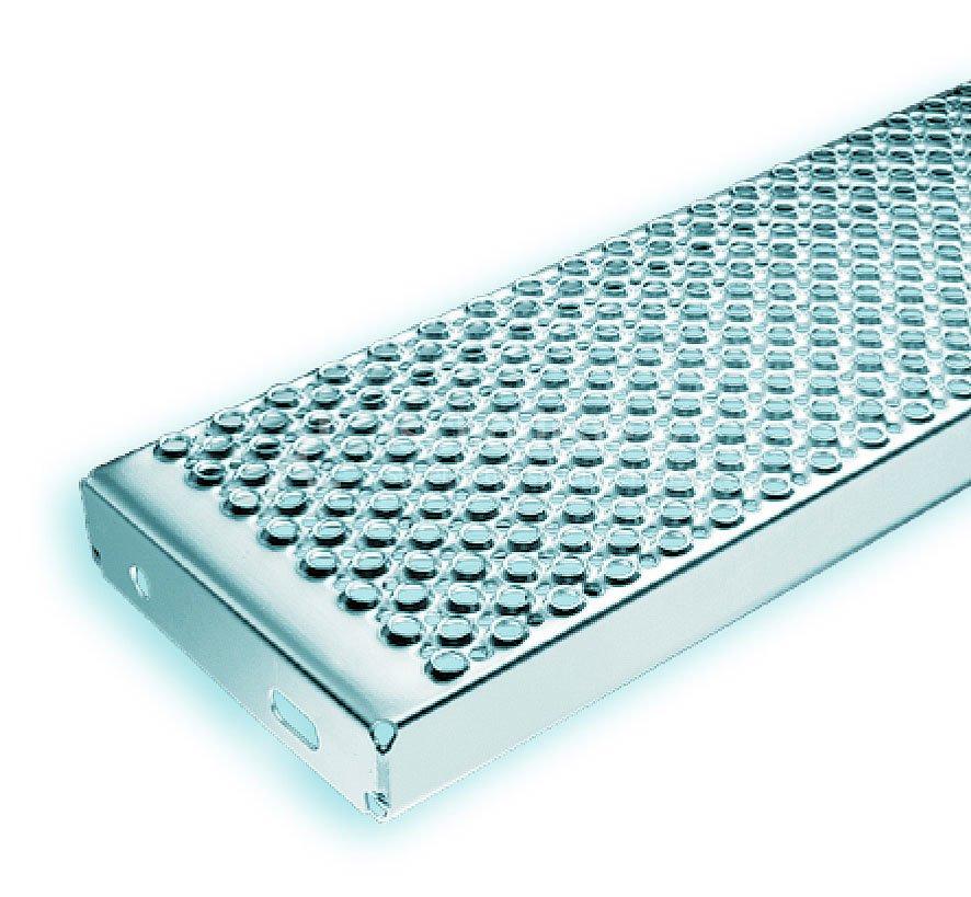 Treppenstufe MARBLE 800 x 250 x 45 mm - EDELSTAHL