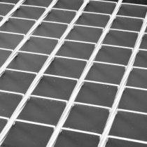 Podestrost GITTERROST 1000 x 1000 x 30 mm – 34/38 mm