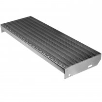 Treppenstufe GITTERROST 1200 x 270 x 40 mm – 30/10 mm